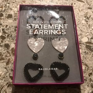 Baublebar Build Your Own Statement Earrings ❤️😍🥰